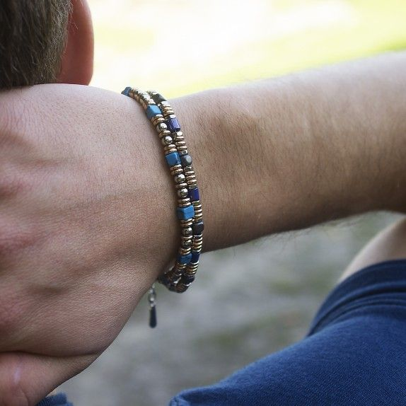 Pulseira Blue Point