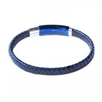 Pulseira Metalic Blue