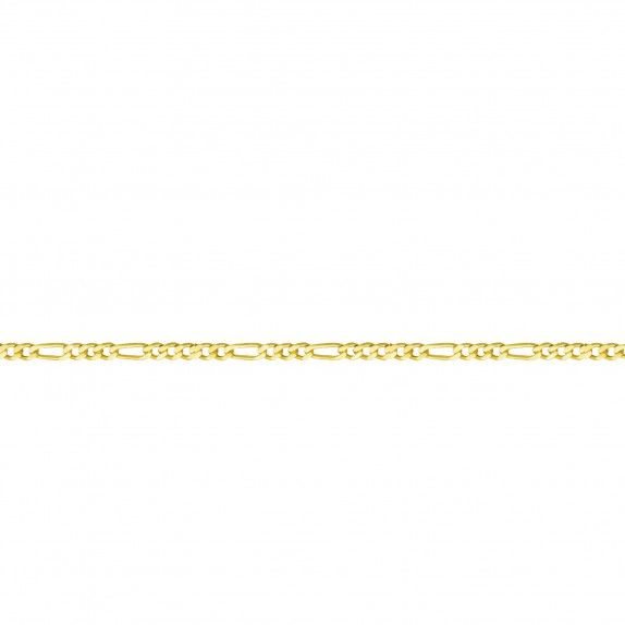 Fio Ouro Barbela Lapidada 3+1
