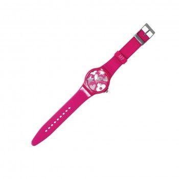 Relógio Agatha -  Pink