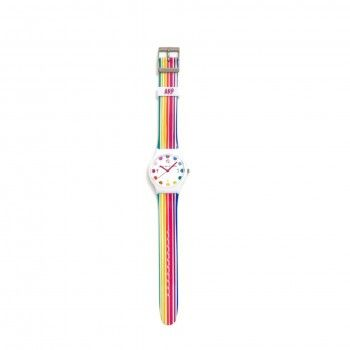 Relógio Agatha - Flip Linhas