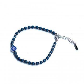 Pulseira Leme Azul