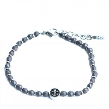 Pulseira Mr. Grey Ânchor