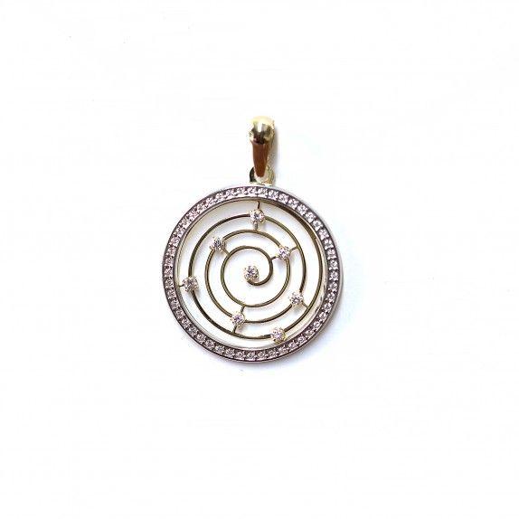 Medalha Labirinto