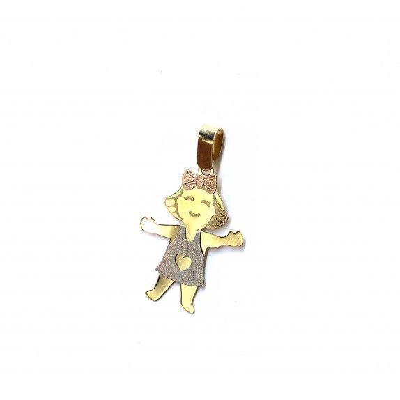 Medalha Boneca