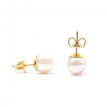 Majorica Classic Earrings