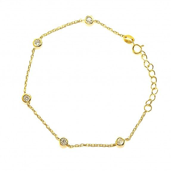 Pulseira Dourada - Gleam