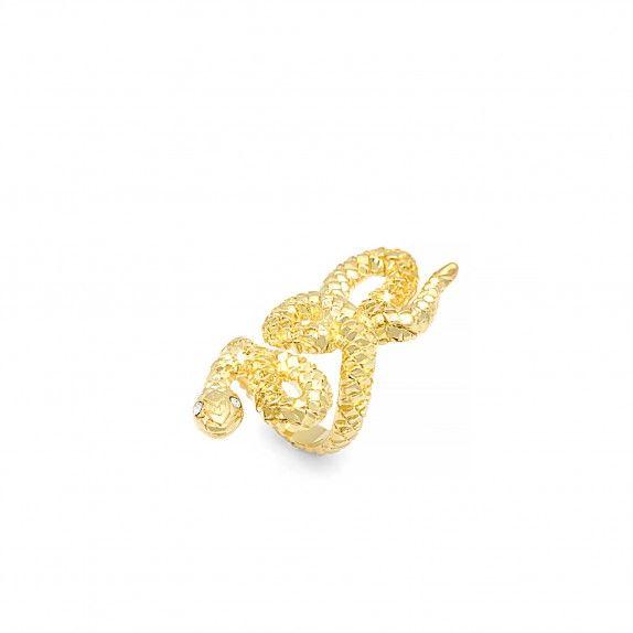 Anel Golden - Cobra