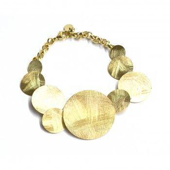 Pulseira Dourada -