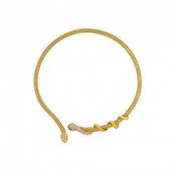Colar Golden - Serpente