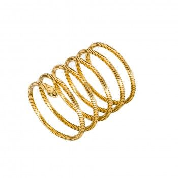 Pulseira Golden - Serpente