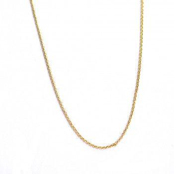 Fio Dourado - Cordão Fino