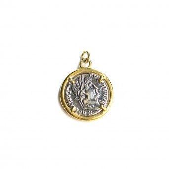 Medalha Bicolor - Moeda