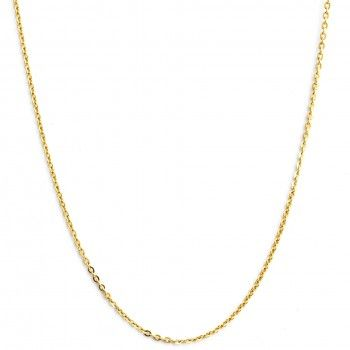 Fio Dourado - Malha Cadeado 40cm