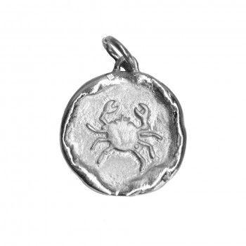 Medalha - Signo Caranguejo