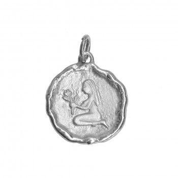 Medalha - Signo Virgem
