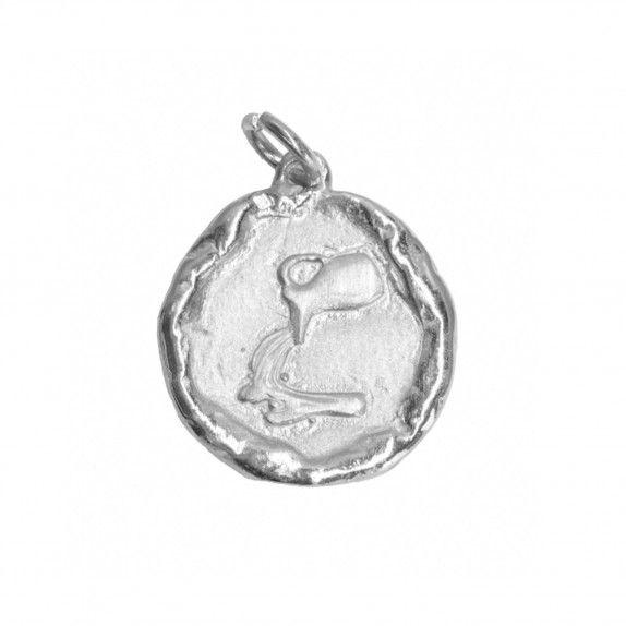Medalha - Signo Aquário