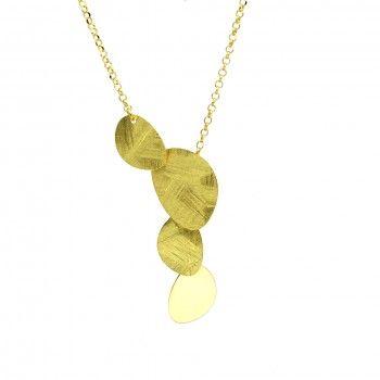 Colar Dourado - Sisy