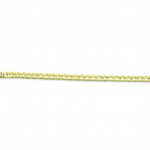 Pulseira Ouro 9kts - Barbela