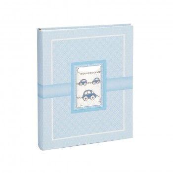 Album Azul - Carros 20x25
