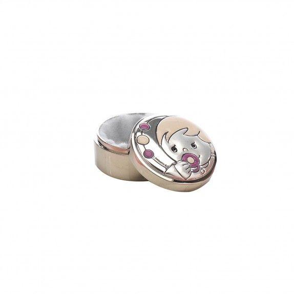 Caixa1ºDente Rosa- Neonato