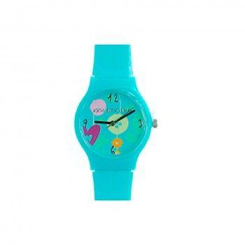 Relógio Agatha Ruiz de La Prada - Azul
