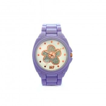 Relógio Agatha Ruiz de La Prada - Gum Lilás
