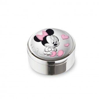 Caixa 1ºDente Disney Baby Minnie