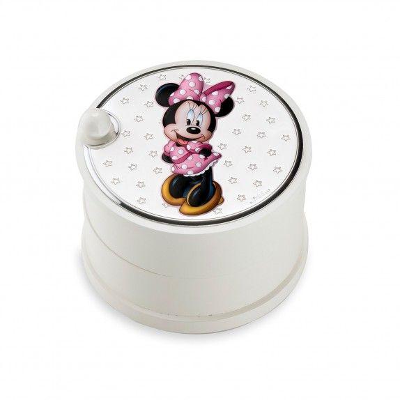 Caixa Madeira Disney Minnie