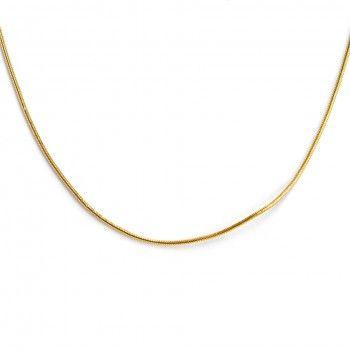 Fio Dourado Cauda de Rato Redonda 40