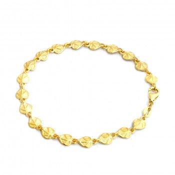 Golden Effect Bracelet