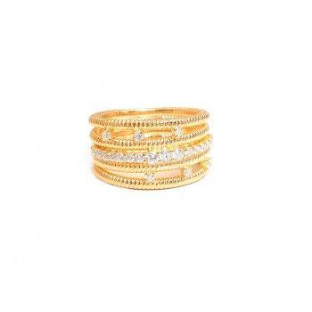 Anel Dourado Hera